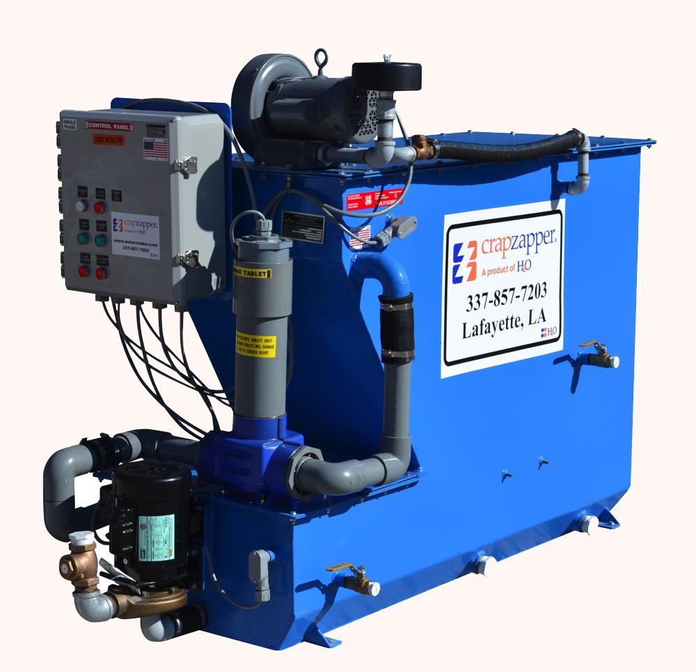 CZM Marine Sanitation Device