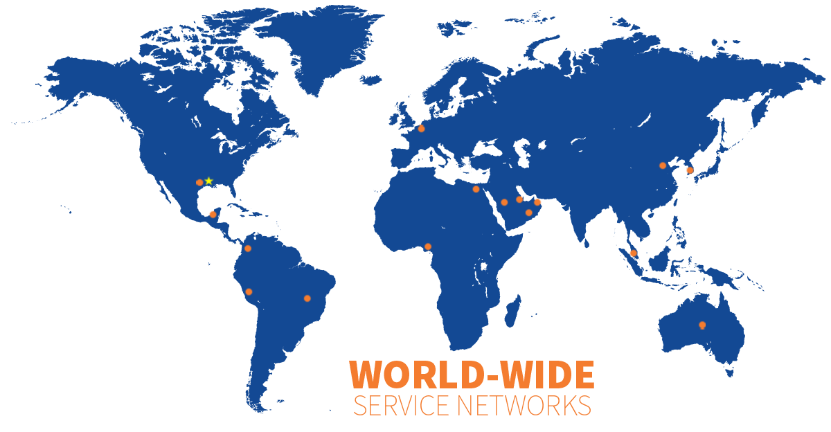World-Wide  Service Network